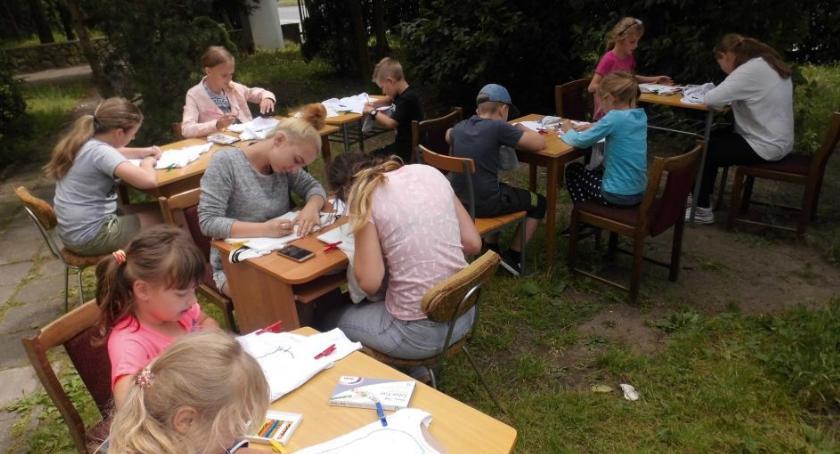 Szkoły i licea, Kolejne atrakcje dzieci regionie wakacje mogą nudne - zdjęcie, fotografia