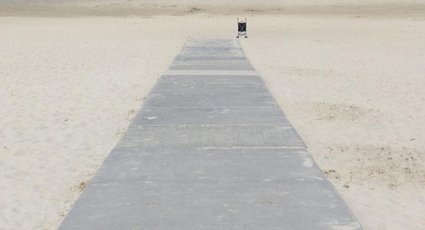 Inwestycje, Toruniu powstanie kolejna miejska plaża - zdjęcie, fotografia