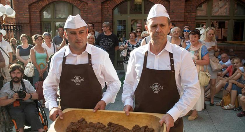 Imprezy, Święto Toruńskiego Piernika tylko festiwalowy weekend - zdjęcie, fotografia