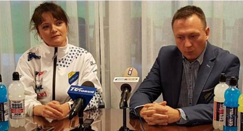 Get Well Toruń, Jacek Frątczak skomentował zwycięstwo Unią Azoty Tarnów - zdjęcie, fotografia