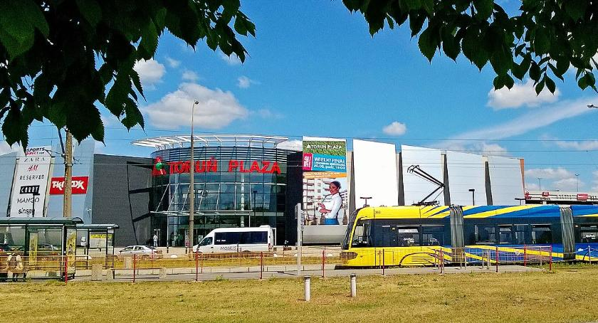 Inwestycje, Zmiany Toruń Plaza Takiego fitness klubu Toruniu jeszcze było - zdjęcie, fotografia