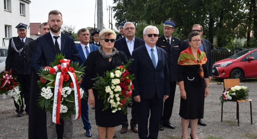 Wydarzenie, Marek Olszewski rocznicę wybuchu wojny światowej Pamięć charakter pokoleniowy - zdjęcie, fotografia