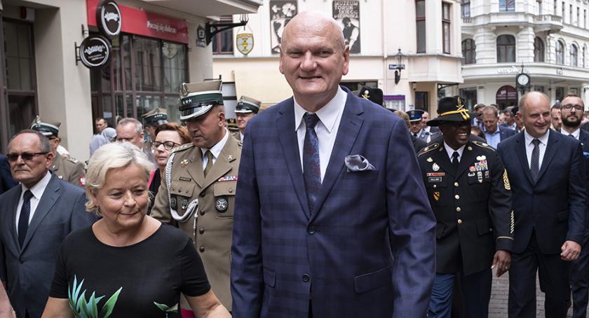 Prezydent Torunia, Michał Zaleski końcu podjął decyzję sprawie kandydowania - zdjęcie, fotografia
