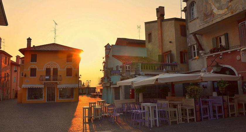 Relaks, Wakacje wakacjach Złota plaża Europy doskonałym wyborem - zdjęcie, fotografia