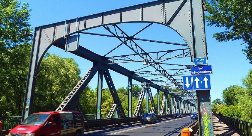 Inwestycje, Toruniu powstanie tymczasowy drogowy - zdjęcie, fotografia