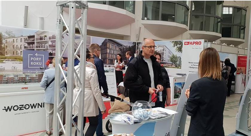 Biznes, Toruniu odbyły Targi Nieruchomości [FOTO] - zdjęcie, fotografia