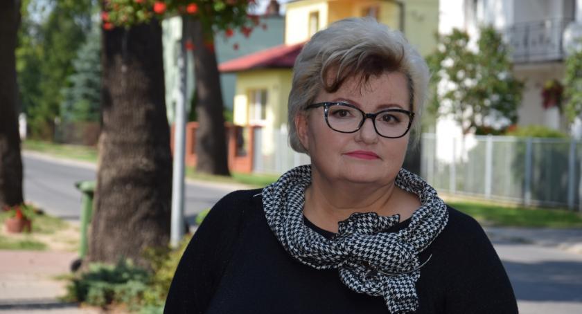 Powiat toruński, Hanna Anzel Widzę konieczność możliwości zmian - zdjęcie, fotografia