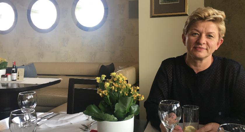 Rozmowy, Joanna Rumińska Wystarczy ludziom działać - zdjęcie, fotografia