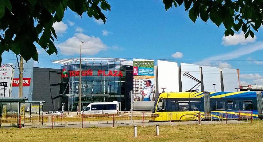 Inwestycje, oryginalny najemca Toruń Plaza niedługo otwarcie [FOTO] - zdjęcie, fotografia