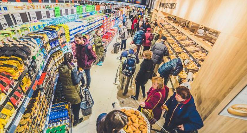 Inwestycje, Toruń PLAZA pojawi market Znamy datę otwarcia! - zdjęcie, fotografia