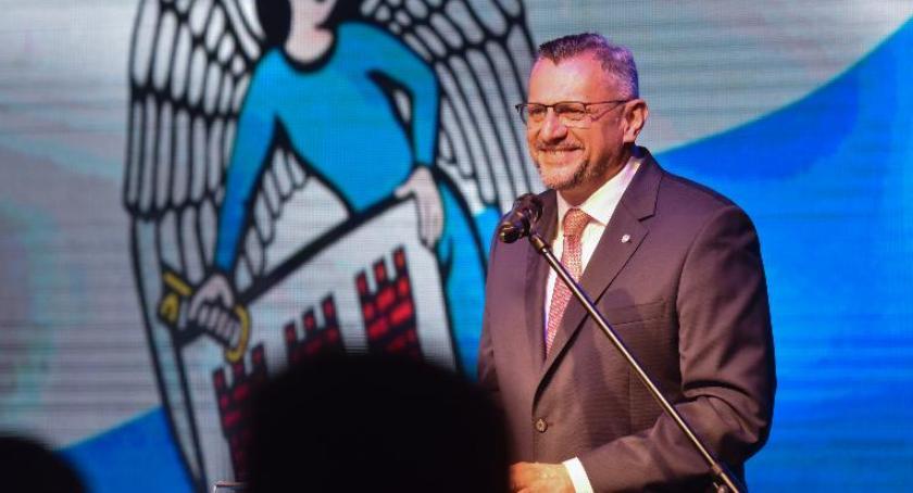 Prezydent Torunia, Tomasz Chcę kierować miastem zupełnie inaczej Michał Zaleski - zdjęcie, fotografia