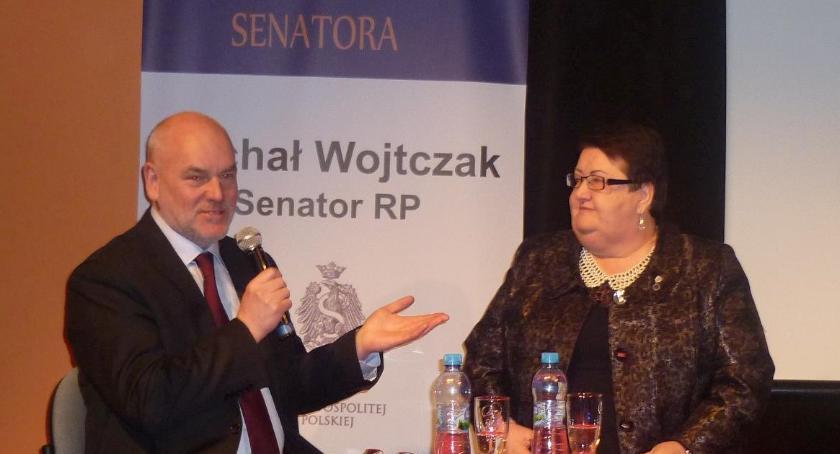 Rada Miasta, Michał Wojtczak Nawet trudna koalicja szanse pozytywnego - zdjęcie, fotografia