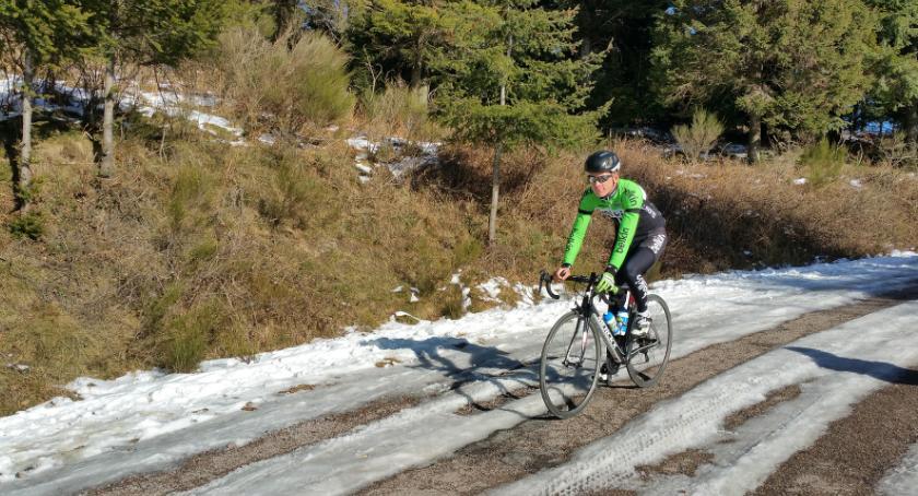 Relaks, Sportowcy przygotować zimę - zdjęcie, fotografia