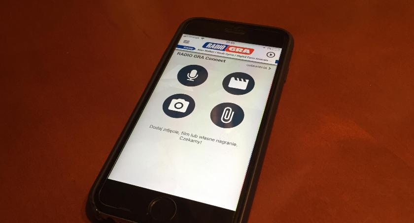 Ciekawostki, Radio stworzyło oryginalną aplikację mobilną swoje urodziny - zdjęcie, fotografia
