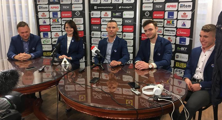 Get Well Toruń, Toruń przedstawił trzech nowych zawodników [FOTO] - zdjęcie, fotografia
