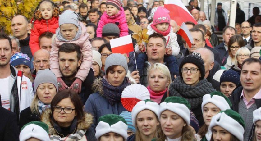 Miasto, Toruń świętował lecie odzyskania niepodległości [FOTO] - zdjęcie, fotografia