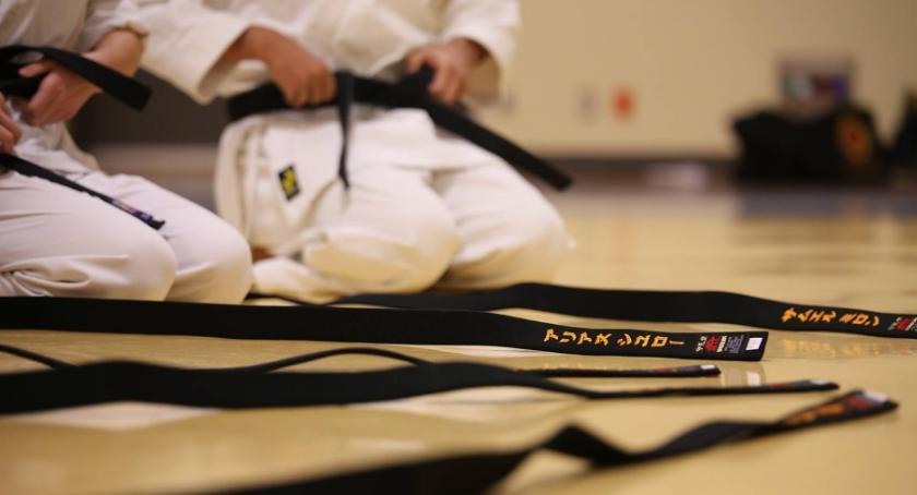 Inne dyscypliny, Działacz regionu przyczynił dużych zmian polskim karate - zdjęcie, fotografia