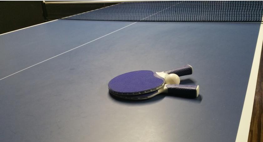 Inne dyscypliny, weekend rozpocznie kolejny sezon tenisa stołowego gminie Obrowo - zdjęcie, fotografia