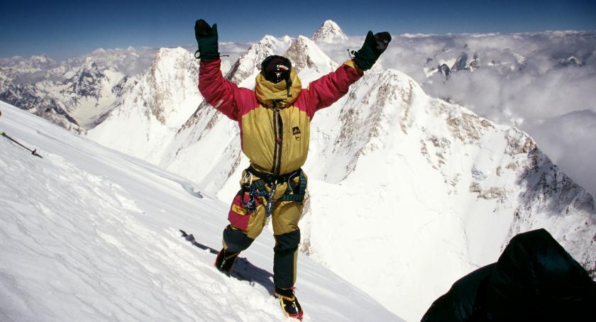 Wydarzenie, Torunia Himalaje czwartek Dwór Artusa zaprasza spotkanie Krzysztofem Wielickim - zdjęcie, fotografia