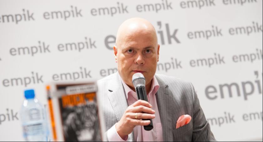Wydarzenie, Marek Krajewski spotka czytelnikami Książnicy Kopernikańskiej - zdjęcie, fotografia