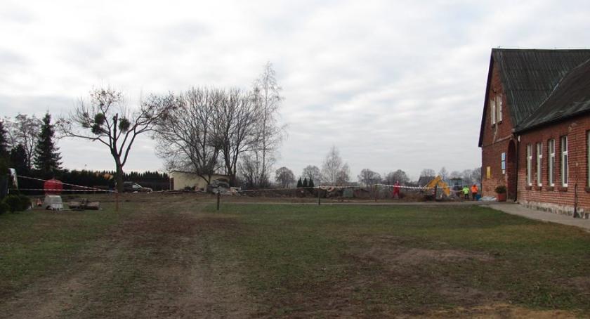 Inwestycje, Rozbudowa szkoły Toruniem Będzie gmach gimnastyczna [FOTO] - zdjęcie, fotografia