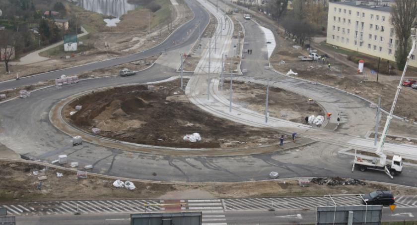 Drogi, jutra rondo kierowców poruszać [MAPKA] - zdjęcie, fotografia