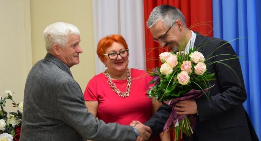 Wiadomości, wójt gminy Lubicz pierwszy spotkał sołtysami [FOTO] - zdjęcie, fotografia