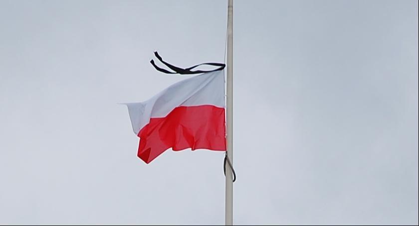 Komunikaty, Prezydent Andrzej ogłosił żałobę narodową - zdjęcie, fotografia