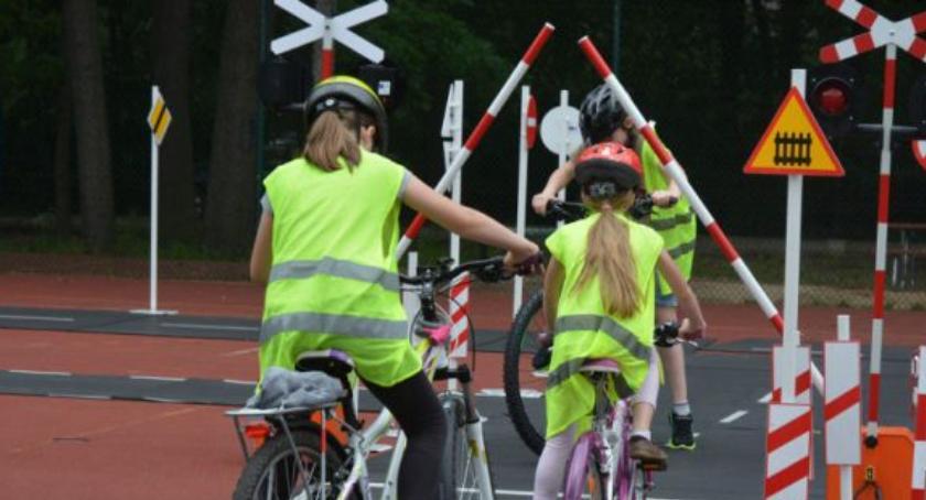 Inwestycje, Toruniem powstanie oryginalne miasteczko rowerowe - zdjęcie, fotografia