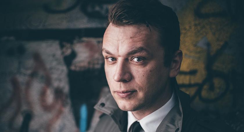Znani torunianie, Marcel Woźniak Toruń kryje tajemnice - zdjęcie, fotografia