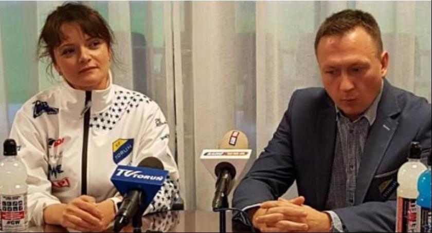 Get Well Toruń, Rzeszów licencji Kolejny zawodnik celowniku Toruń - zdjęcie, fotografia