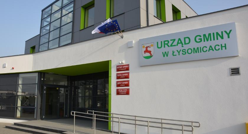 Komunikaty, Dziś rozpoczynają konsultacje społeczne gminie Łysomice - zdjęcie, fotografia
