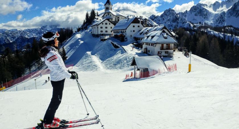 Relaks, Zbliżają ferie najlepsze miejsca jazdy nartach - zdjęcie, fotografia