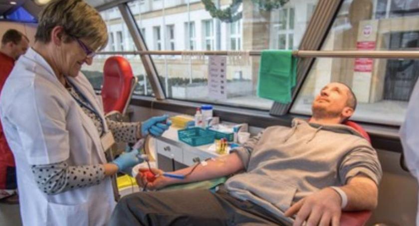 Zdrowie, czwartek możemy oddać pomóc potrzebującym - zdjęcie, fotografia