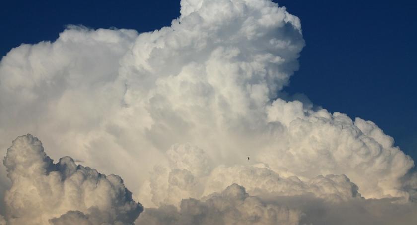 Pogoda, Dziś pogoda niewiele będzie miała wspólnego zimą - zdjęcie, fotografia