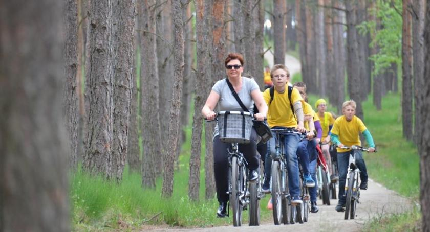 Ciekawostki, jedna najlepszych rowerowych Polsce - zdjęcie, fotografia