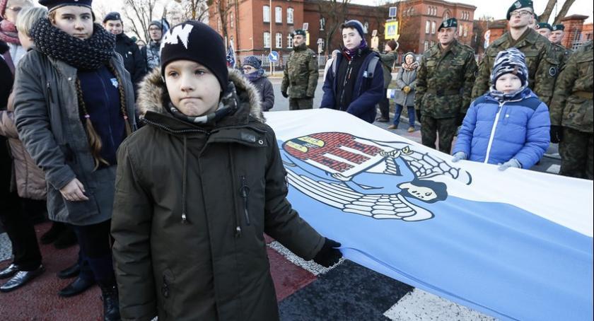 Kujawsko-Pomorskie, obchodziliśmy rocznicę powrotu Torunia wolnej Polski [FOTO] - zdjęcie, fotografia