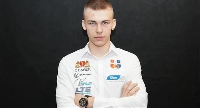 Get Well Toruń, Utalentowany junior Torunia będzie zdobywać punkty Wybrzeża Gdańsk - zdjęcie, fotografia