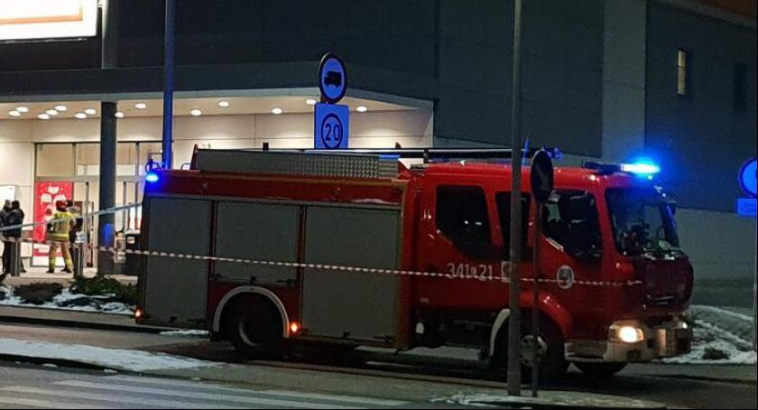 Komunikaty, Kolejny alarm bombowy Toruniu! [PILNE] - zdjęcie, fotografia