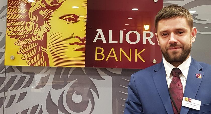 Rozmowy, Remigiusz Woluszewski niższe oprocentowanie wyższa kwota pożyczki - zdjęcie, fotografia