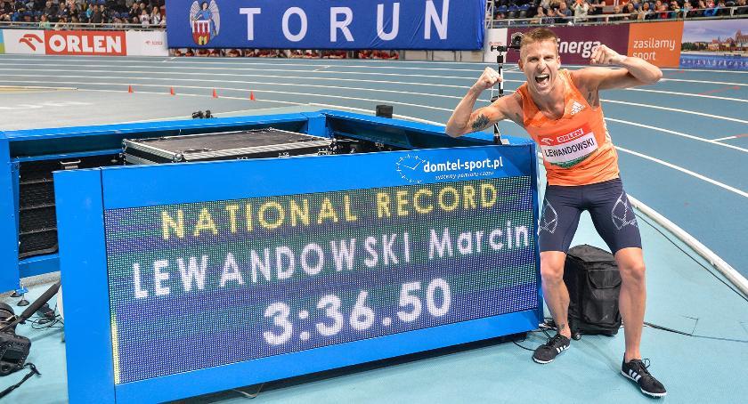Inne dyscypliny, Rekord Lewandowskiego zwycięstwo Swobody Orlen Copernicus [FOTO] - zdjęcie, fotografia