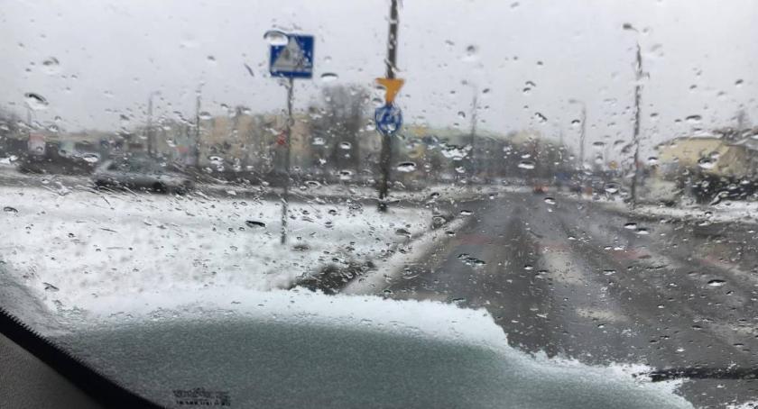 Pogoda, Uwaga! Toruńskie Centrum Zarządzania Kryzysowego wydało ostrzeżenie meteorologiczne - zdjęcie, fotografia