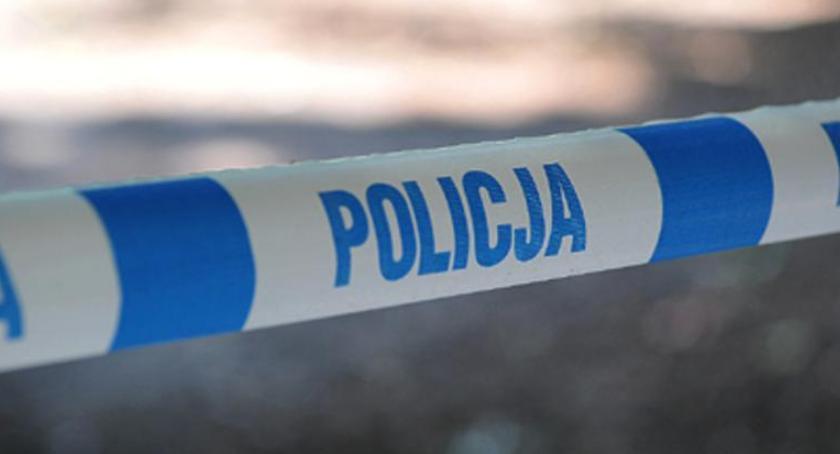 Wypadki, Śmierć mężczyzny placu budowy Toruniu - zdjęcie, fotografia