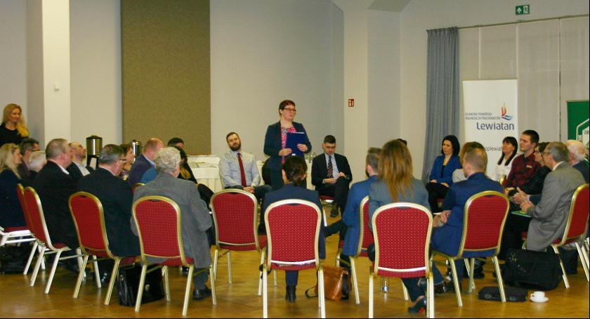 Biznes, Radni spotkali przedsiębiorcami Filmarze - zdjęcie, fotografia