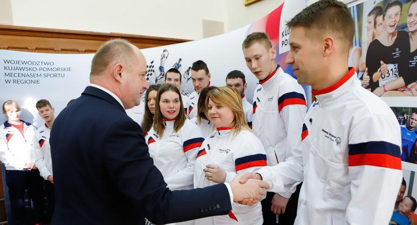Inne dyscypliny, jadą Światowe Letnie Igrzyska Olimpiad Specjalnych [FOTO] - zdjęcie, fotografia