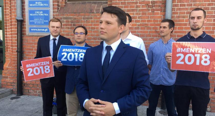 Partie Polityczne, Sławomir Mentzen Cudowne dziecko robotnika chłopa Krzysztof Ardanowski - zdjęcie, fotografia