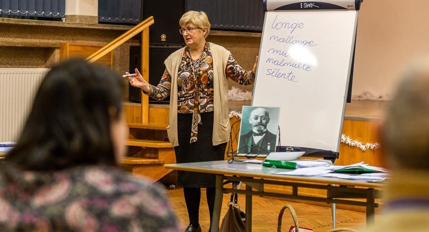 Szkoły i licea, Toruniu uczą języka esperanto - zdjęcie, fotografia