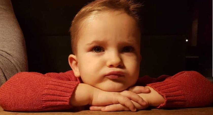 Zdrowie, Mały Nikodem walczy życie Pilny rodziny przyjaciół! - zdjęcie, fotografia