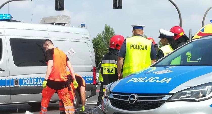 Sprawy kryminalne, Śmiertelne potrącenie rowerzystki Toruniu Śledczy rosyjski siatkarz współwinny tragedii - zdjęcie, fotografia