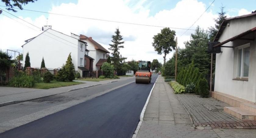 Inwestycje, Drogi podtoruńskiej gminie zmienią poznania pół miliona złotych - zdjęcie, fotografia